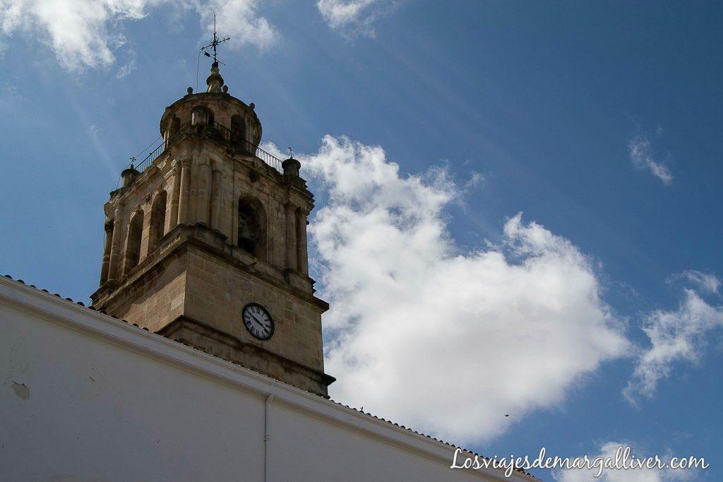 Torre santa marta en Martos, Jaén - Los viajes de Margalliver